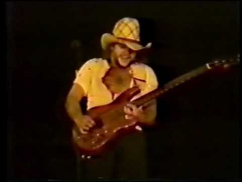 Michael Anthony Bass Solo
