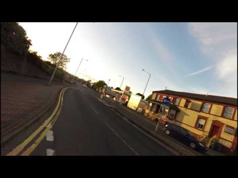 Close pass by P141PVU & PY07BKA trying to be clever I think. 16-05-2017