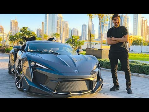 The $3.4Million Lykan Hypersport *WORLDS CRAZIEST CAR*