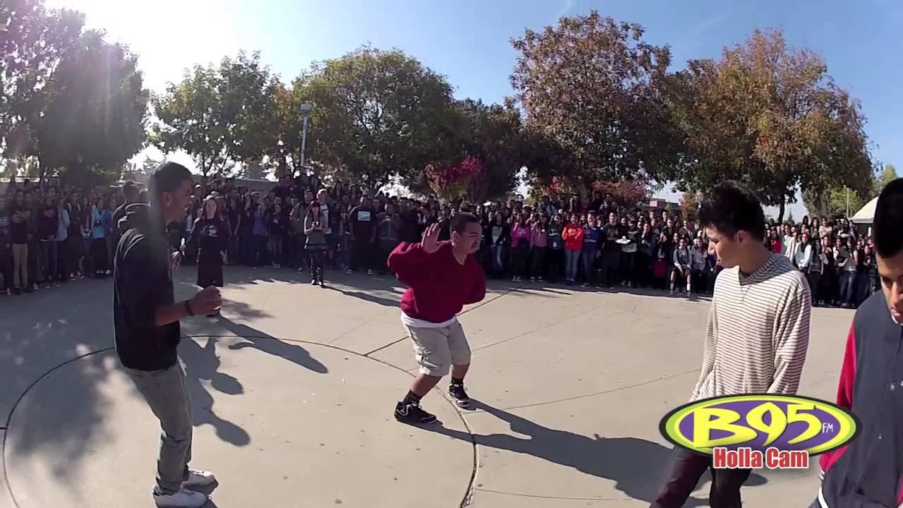B95 High School Holla Selma Youtube