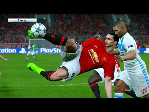 "PES 2017 Goals & Skills ""10"" (The Red Devils Manchester United)"