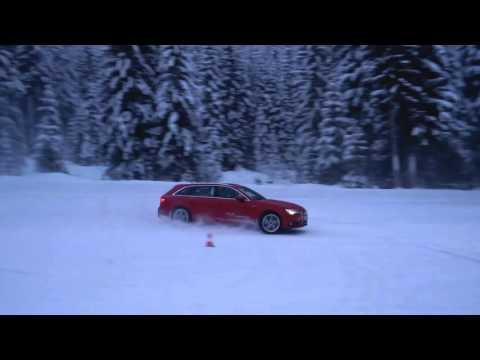 Audi Driving Experience Seefeld 2016