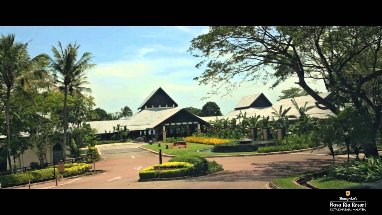 Shangri-La Hotel Singapore & Shangri-La Rasa Ria Resort 5* - Kota