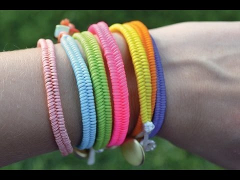 Amazing Diy Armband Selber Machen. Diy Armband Knoten Ideen. Great Pictures