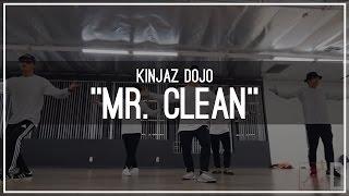 "Just Jerk ""Mr Clean"" Choreography | Kinjaz Dojo"