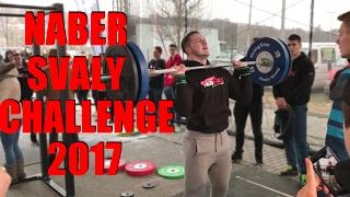 NABERSVALY CHALLENGE 2017 | 2. MÍSTO | ULETĚLY MI BOTY | Všechny disciplíny