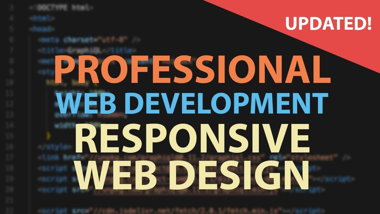 Responsive Design Tutorial - Tips for making web sites look great on any device