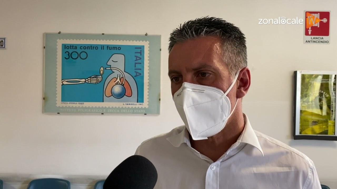 """Download D'Isabella (sindaco di Carunchio): """"Vogliamo solo il nostro diritto alla salute"""""""