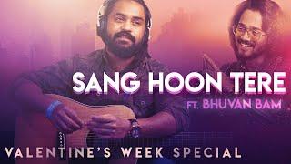 Valentine Week Special | Bhuvan Bam- Sang Hoon Tere | Easy Guitar Tutorial/Lesson/Chords