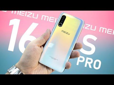 САМЫЙ КРУТОЙ MEIZU. Meizu 16s Pro с тачем 160 Гц и Snapdragon 855+ / РАСПАКОВКА / БЫСТРЫЙ ОБЗОР