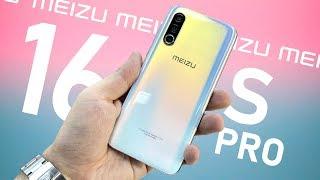 сАМЫЙ КРУТОЙ MEIZU. Meizu 16s Pro с тачем 160 Гц и Snapdragon 855 / РАСПАКОВКА / БЫСТРЫЙ ОБЗОР
