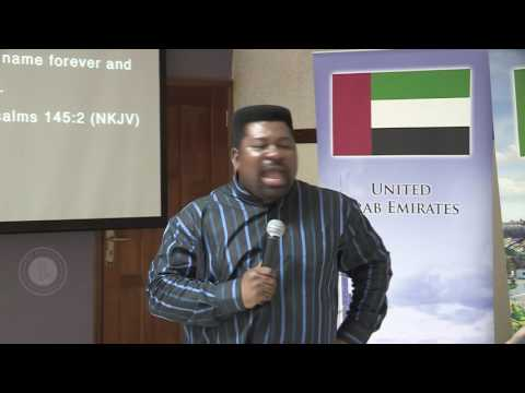 AWAKE ME 2017 - Day 01 - Rev. Bernard Blessing