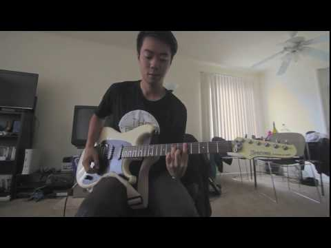 Reality Club - Is it the Answer Guitar Cover