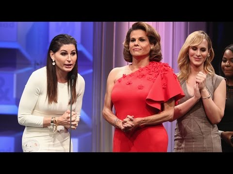 Trace Lysette Calls Upon Hollywood to Hire Transgender Actors l 28th Annual GLAAD Media Awards