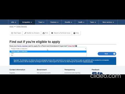 How To Online Apply For Parent Super Visa For Canada Step By Step How To Fill Documents Etc