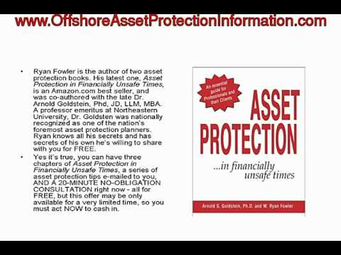 Offshore Asset Protection Information Video