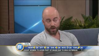 Matthew Santoro releases new book, teaches how to be successful online