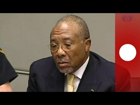 Download Charles Taylor' s 50-year war crime sentence upheld by UN Sierra Leone court