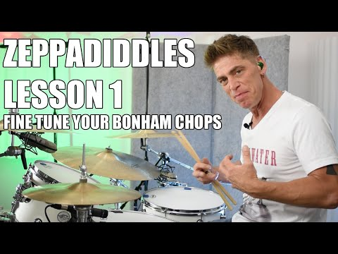 Zeppadiddle Lesson 1