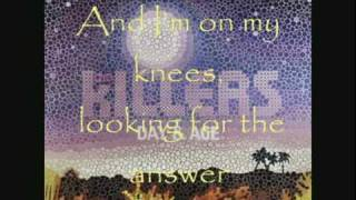 The Killers; Day and Age Track Two: Human Lyrics