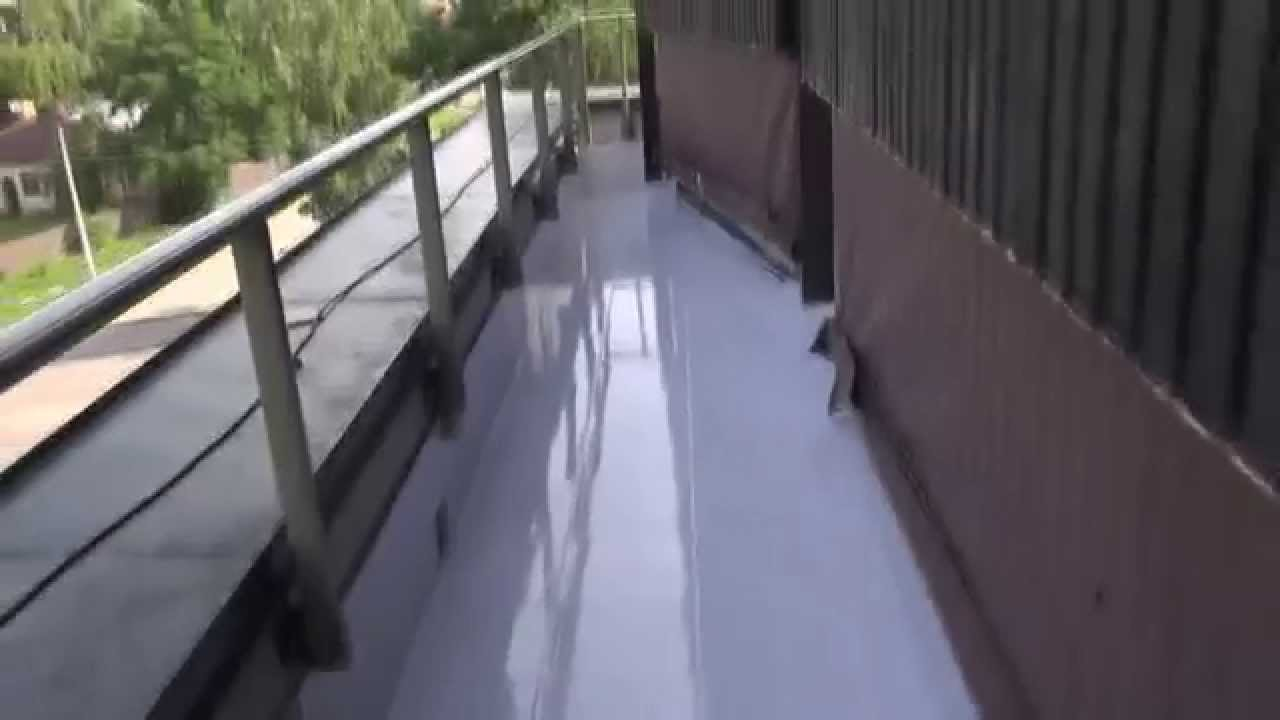 Гидроизоляция балкона mariseal 250 (maris polymers spain) - .