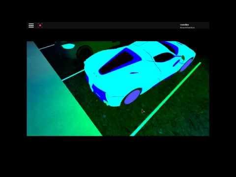 roblox vehicle simulator neon car show youtube. Black Bedroom Furniture Sets. Home Design Ideas