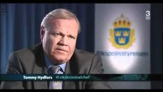 Sveriges 16 mest efterlysta brottslingar.