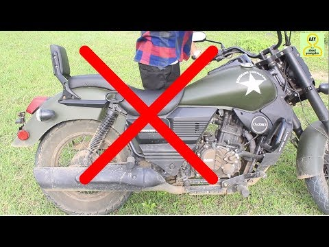 5 big reason why not to buy UM renegade commando |hindi|
