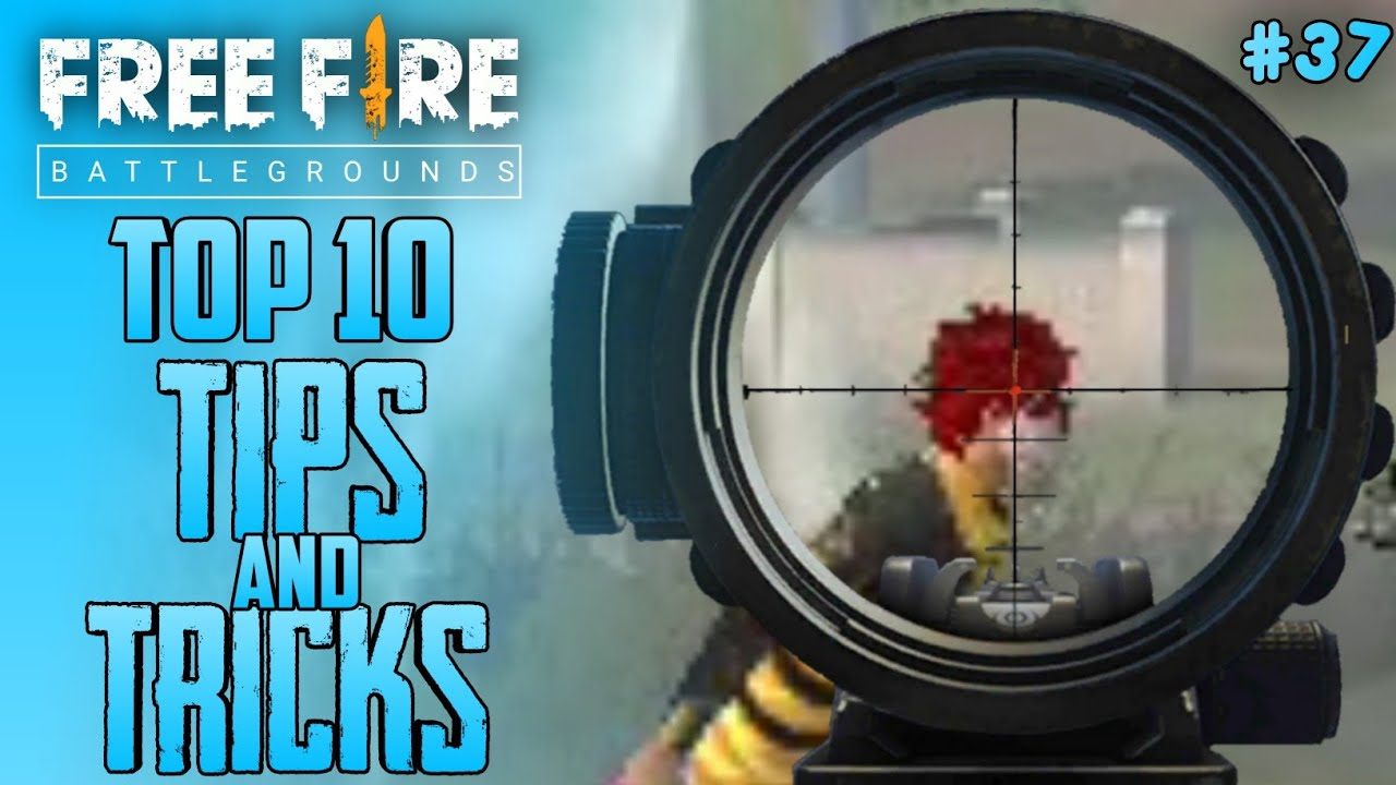 Top 10 New Tricks In Free Fire | New Bug/Glitches In Garena Free Fire #33