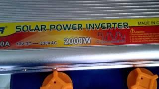 Cara membuat Solar Home System