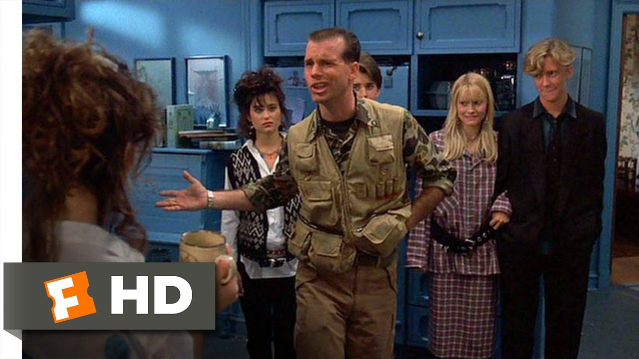 Weird Science (10/12) Movie CLIP - Chet Wants Answers ASAFP (1985 ...