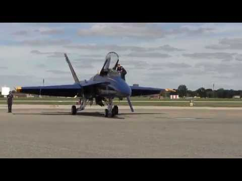 Blue Angels-Glenn L. Martin Airport, Middle River, MD