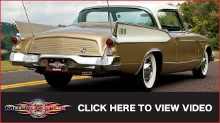 1958 Studebaker Golden Hawk (SOLD)