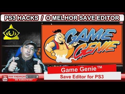 hyperkin game genie save editor for ps3 crack unban