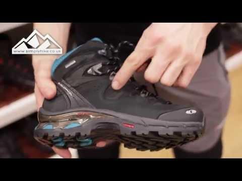 a06317c206d Salomon Womens Comet 3D Lady GTX Walking Boots - www.simplyhike.co ...