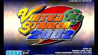 Vale a pena? Virtua Striker 2002 (GameCube)