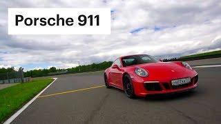 Автомобиль мечты: как попасть за руль Porsche 911