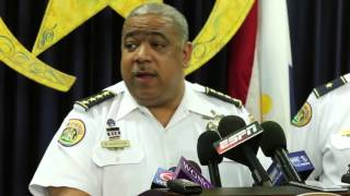 New Orleans Superintendent of Police talks about the Will Smith shooting