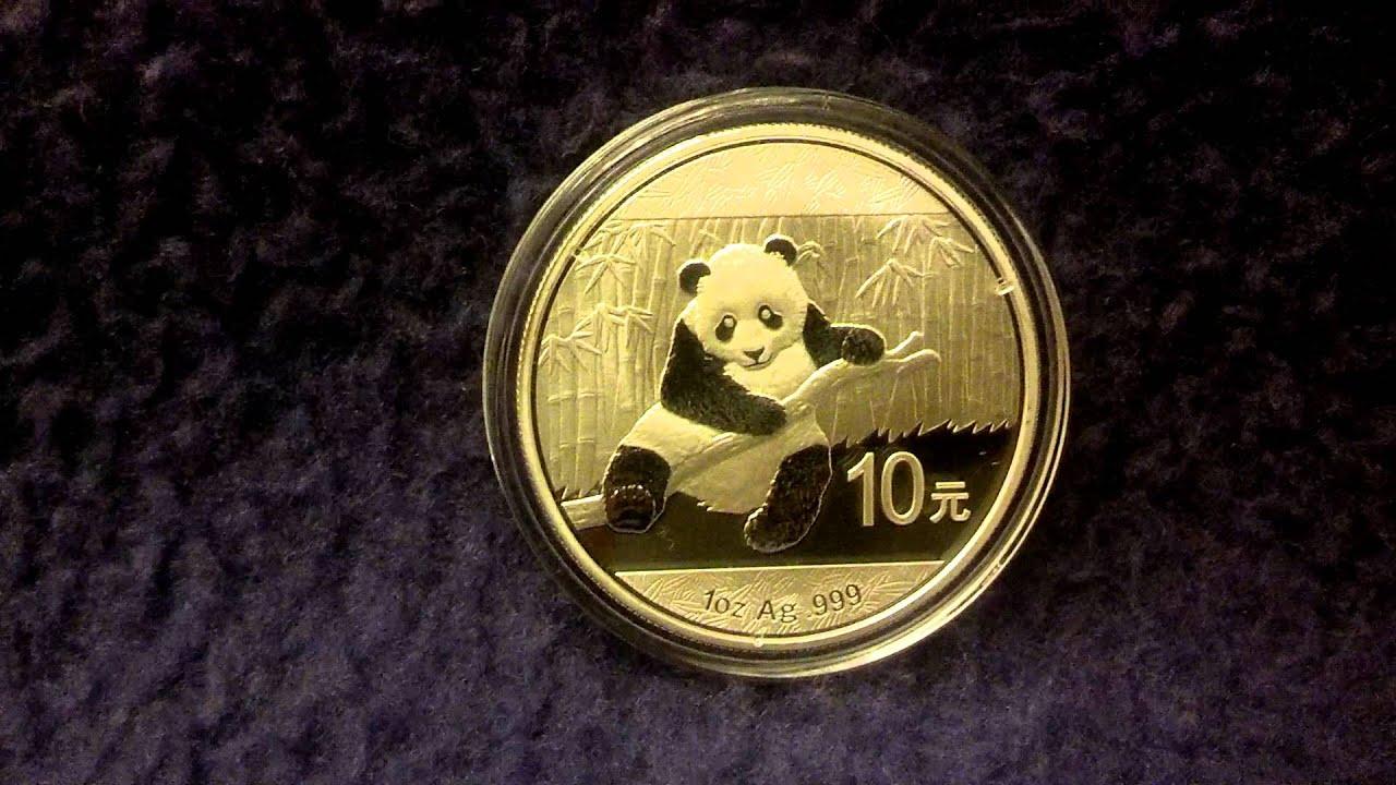 Silber China Panda Echt Oder Fälschung Youtube