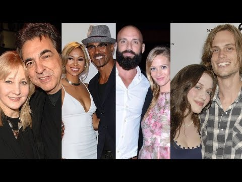 Thumbnail: Criminal Minds ... and their real life partners