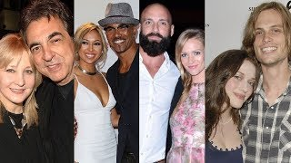 Criminal Minds  and their real life partners