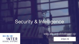 Inter Visual Systems - Even voorstellen Business Team Security & Intelligence