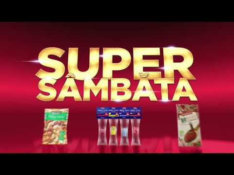 Super Sambata la Lidl • 30 Martie 2019