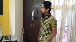 Addy nagar rapping in Brazilian-funny for indians