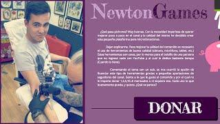 TATUAJE + DONACION | Clash of Clans en ESPAÑOL → [ Newton Games ]