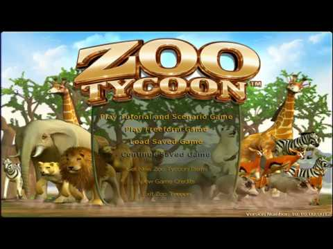 Zoo Tycoon For Mac Youtube