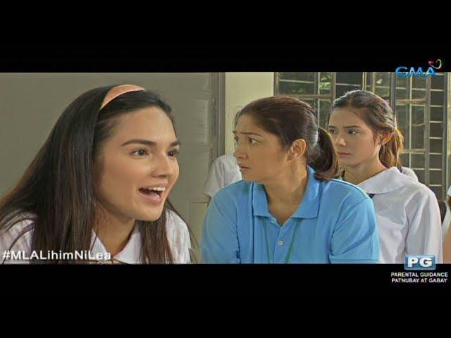 Maynila: Ang sikreto ni Lea