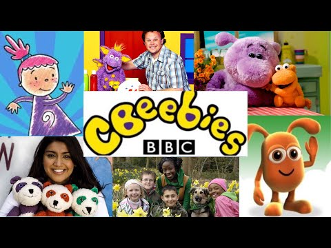 CHILDHOOD TV SHOWS ONLY 2000's BRITISH KIDS KNOW!! PART 2