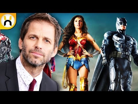 Zack Snyder Justice League Cameo REVEALED