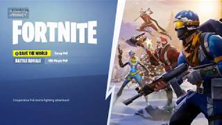 HOW TO GET ON FORTNITE SAVE THE WORLD FOR FREE! *WORKING GLITCH 2018*